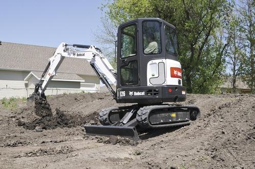 Bobcat E26 Excavator
