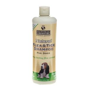 Natural Flea & Tick Shampoo for Dogs