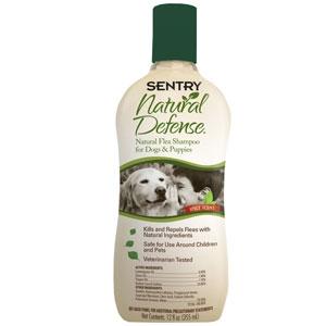 Natural Defense Natural Flea Shampoo