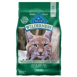 Blue Wilderness® Duck Recipe Cat Food