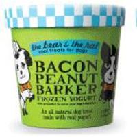 Bacon & Peanut Butter Frozen Yogurt Pint