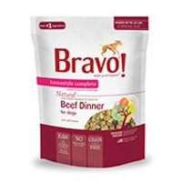 Bravo! Homestyle Complete Natural Beef Dinner