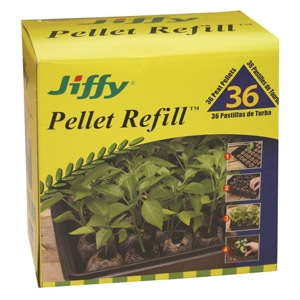 Jiffy-7® 36 Count Plant Pellet Refill