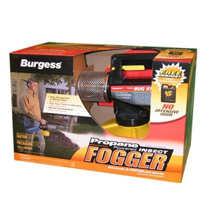 Burgess® Propane Powered Insect Fogger