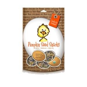 Pumpkin Seed Snacks Chicken Treats