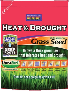 Heat & Drought Grass Seed - Various Sizes Available