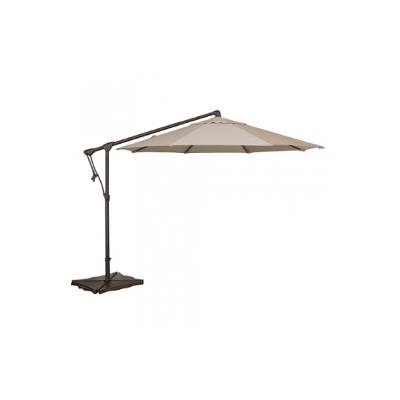 Treasure Garden 10ft Cantilever Umbrella, Sand