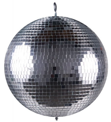 Mirror Ball with Lights