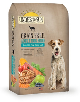 Under the Sun Grain Free Adult Farm-Raised Lamb