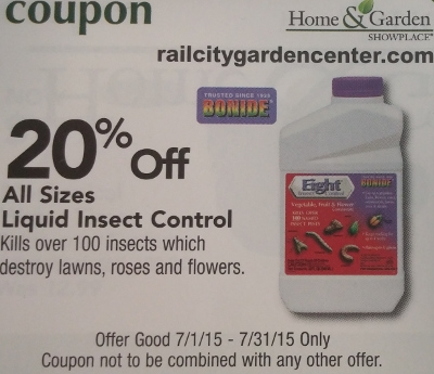 20% OFF Eight Insect Control