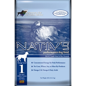Native® Level 1 Dry Dog Food