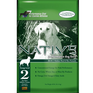 Native® Level 2 Dry Dog Food