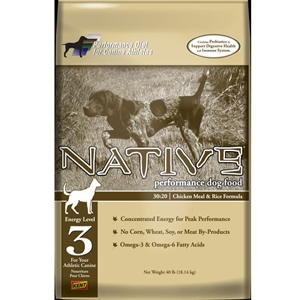 Native® Level 3 Dry Dog Food