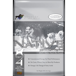 Native® Level 4 Dry Dog Food