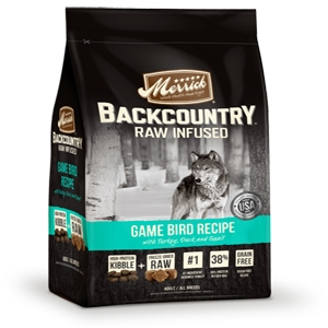 $6.00 off Merrick Backcountry Dog Food
