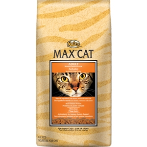MAX® Roasted Chicken Flavor Natural Dry Cat Food