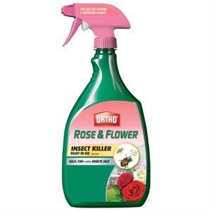Ortho Rose & Flower Insect Killer RTU, 24 fl oz.