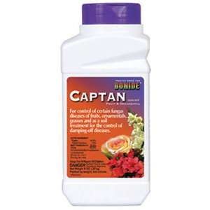 Captan Multi-Purpose Fungicide, 8 oz.