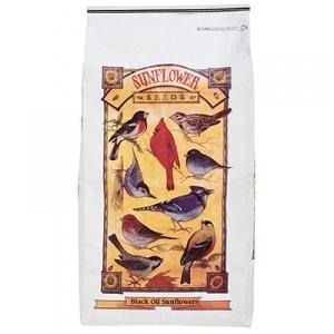 Peterson Grain & Brokerage Black Oil Sunflower Seeds 50#