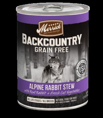 Merrick Backcountry - Alpine Rabbit Stew