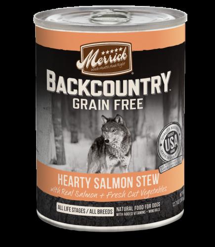 Merrick Backcountry - Hearty Salmon Stew