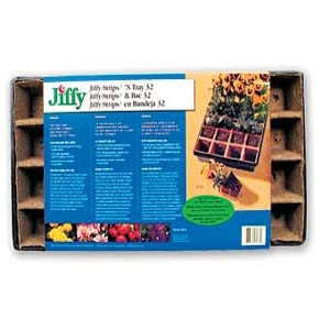 Jiffy Strips 'n Tray