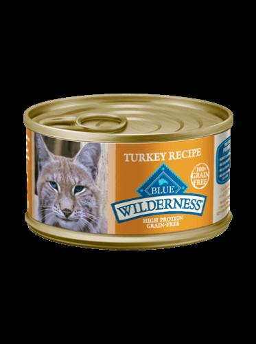Blue Buffalo Wilderness Turkey Cat 24/5.5OZ