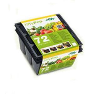 Jiffy Seed Starter Refill 72 ct