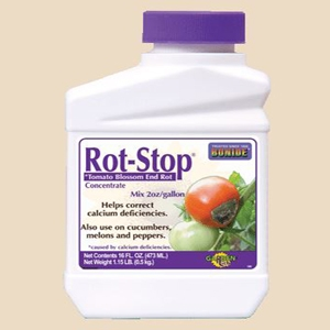 Rot-Stop Tomato Blossom End Rot