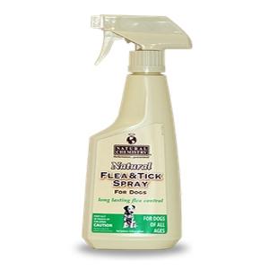 Natural Chemistry Natural Flea & Tick Spray (160z.)