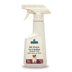 Natural Chemistry Deflea Pet & Bedding Cat (8oz.)