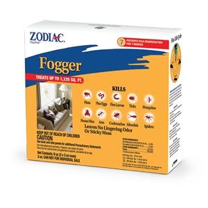 Zodiac Flea & Tick Fogger