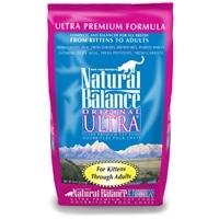 Natural Balance Indoor Ultra Premium Dry Cat 6 lb.