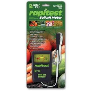 Rapitest Soil pH Meter