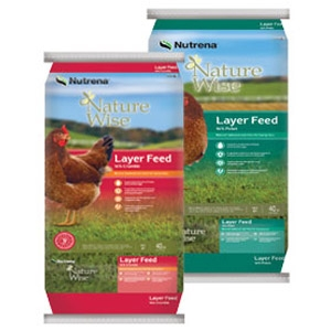 Nutrena® NatureWise® Layer 16% Feed - Crumbles