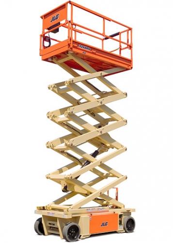 JLG 19' Scissor Lift