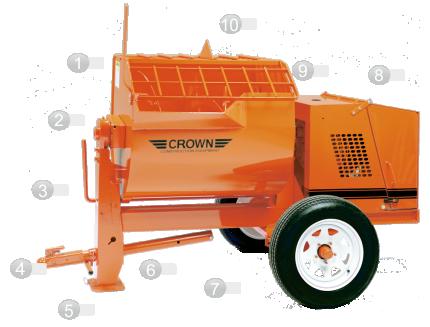 Crown Norter Mixer