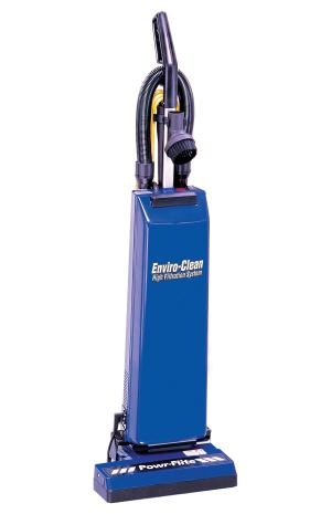 Upright Vaccum