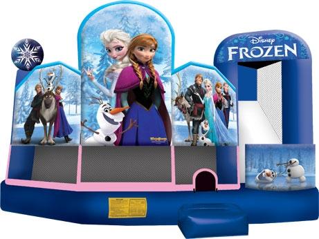 5 & 1 Combo, Frozen