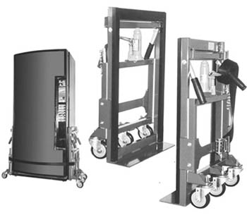 Eklay Roll a Lift Hydrolic Moving System