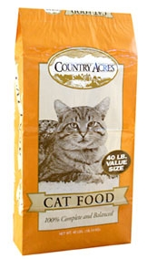 Country Acres® Cat Food