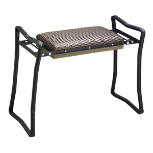Flexrake® Wicker Garden Bench Kneeler