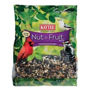 Kaytee® Fruit & Nut Blend Bird Food