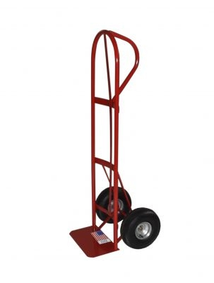 Hand Truck w/ Pnuematic Wheels