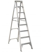 8' Alluminum Step Ladder