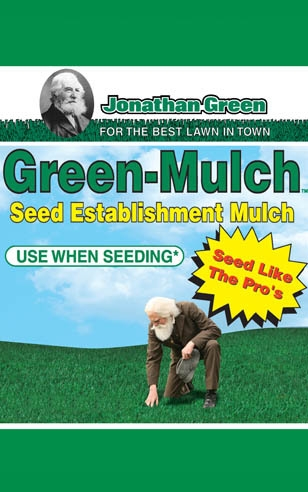 Green-Mulch™ Seed Establishment Mulch