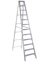 12' Alluminum Step Ladder