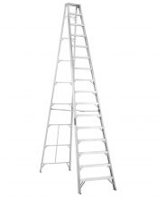 16' Alluminum Step Ladder