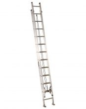 24' Alluminum Extension Ladder