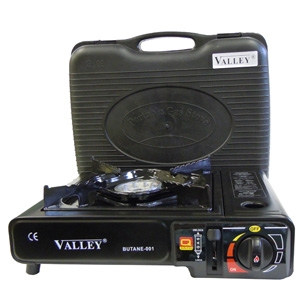Valley Butane Table Top Stove